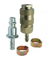 kit de montage rapide tuyau diamètre 8mm MECAFER