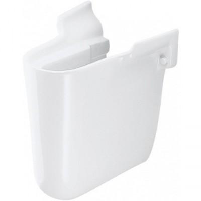 Cache siphon lavabo SAN REMO blanc IDEAL STANDARD