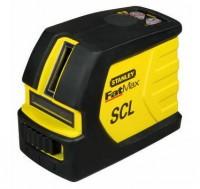 Niveau laser croix SCL STANLEY