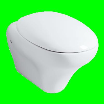 pack wc suspendu chamade abattant frein de chute blanc. Black Bedroom Furniture Sets. Home Design Ideas