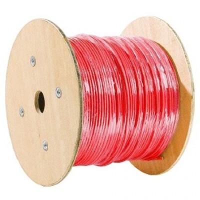 Câble HO7VR 10mm² rouge sur touret 175 DISMO