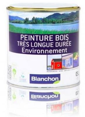Peinture bois satin gris ardoise blanchon syntilor for Peinture facade gris ardoise