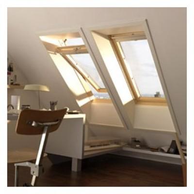 fen tre de toit velux standard saint florentin 89600 d stockage habitat. Black Bedroom Furniture Sets. Home Design Ideas