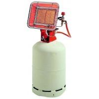 Radiant gaz portables sécurité SOLO P823CA
