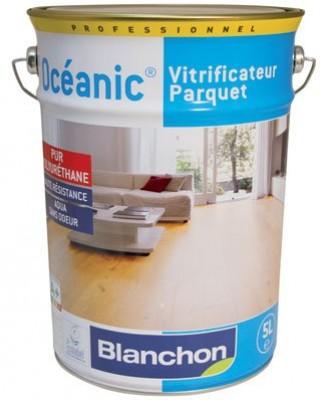 Vitrificateur OCÉANIC bois brut 5l BLANCHON