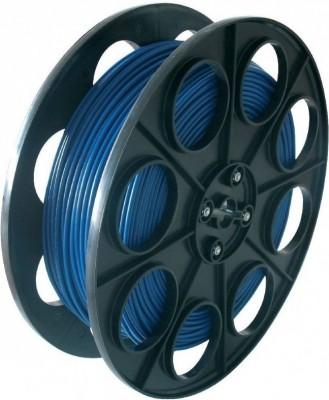 Câble HO7VR 10mm² bleu sur touret 175 DISMO