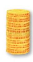 Grillage avertisseur jaune non détectable rouleau 100mm 30cm