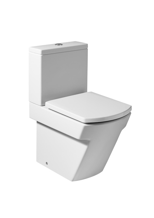 Cuvette wc design carr roca pas cher 44 de reduction - Sanitarios roca hall ...