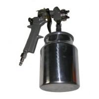 Pistolet à aluminium succion 1 litre MECAFER