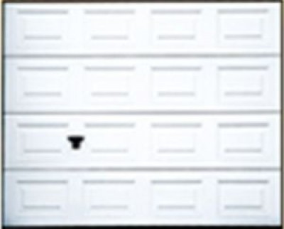 Porte de garage sectionnelle ISO20 à cassettes 2375x2125 monobloc