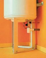 Trépied pour chauffe-eau COR-EMAIL mural vertical standard DE DIETRICH