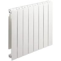 Radiateur aluminium STREET 60 hauteur 673mm 12 éléments 1392w DECORAL