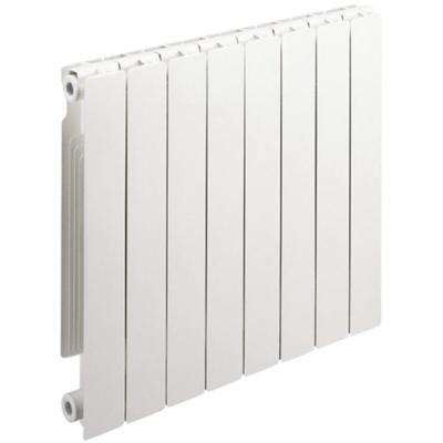 Radiateur aluminium street 50 573 hauteur 8 l ments for Radiateur hauteur 50 cm
