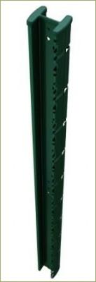 Poteau PROFIX hauteur 2,00m vert 6005