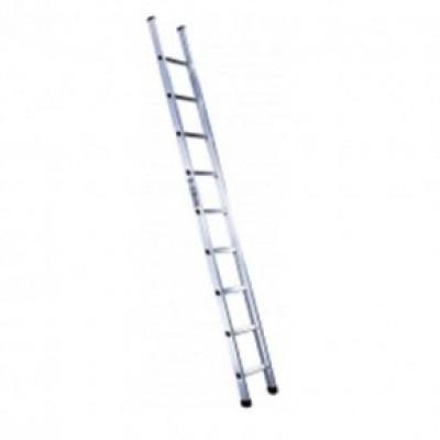 Echelle PL simple DTE aluminium 1x14-4m09