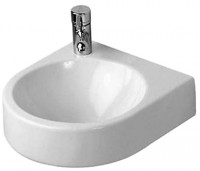 Lave-mains ARCHITEC 36x38 blanc DURAVIT
