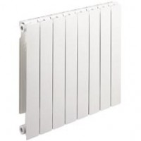 Radiateur aluminium ROYAL 50 hauteur 573mm 10 éléments 1040w DECORAL