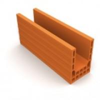 Brique linteau PV 15 560x150x219 BIO'BRIC OPTI-SOLUTION