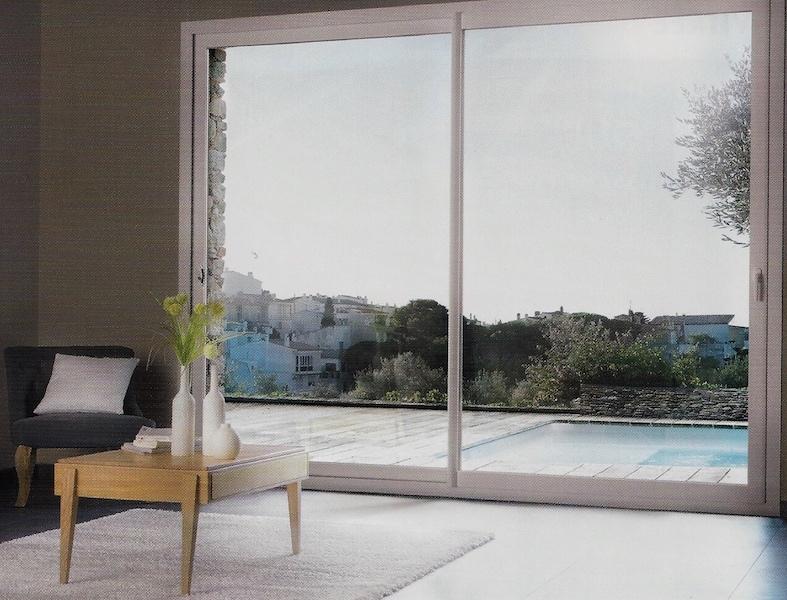 porte fen tre avec imposte bremaud les essarts 85140 d stockage habitat. Black Bedroom Furniture Sets. Home Design Ideas