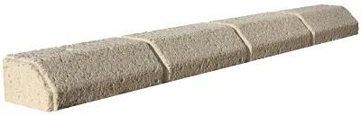 Bordure grenaillée 1m de longueur MEHAT