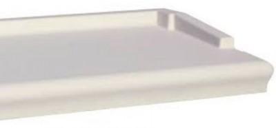 Appui béton parasismique 35 090-100 blanc WESER