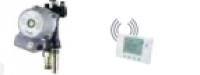 Raccord 2e circuit+circulateur HC25 EVO VISIO FRISQUET