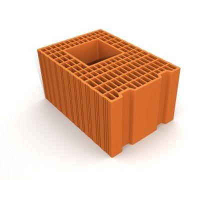 brique monomur 30 jm poteau 435x300x219 bouyer leroux structure mably puiseux pontoise. Black Bedroom Furniture Sets. Home Design Ideas