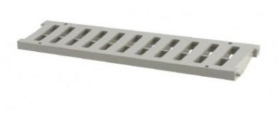 PVC Grille caniveau 130x500 gris GIRPI