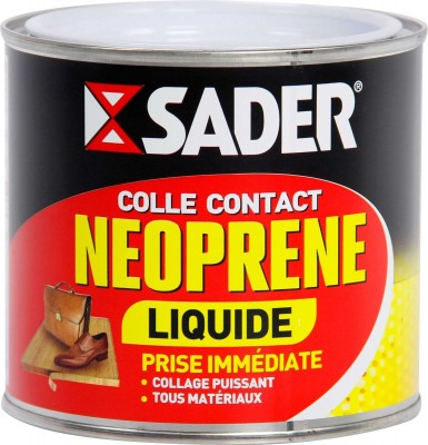 Sader colle contact néoprène 500ml BOSTIK
