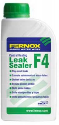 Antifuite F4 Leak Sealer 0,5L FERNOX