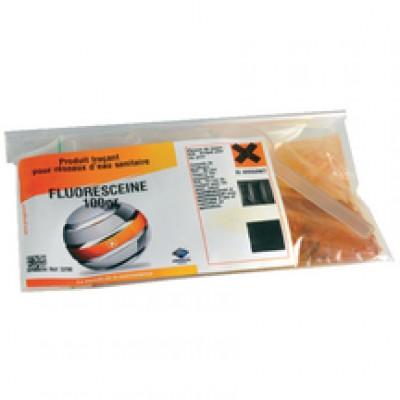 Traçant canalisations fluoresceine PROGALVA