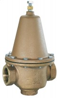 Réducteur de pression membrane femelle-femelle 40x49cm ITRON