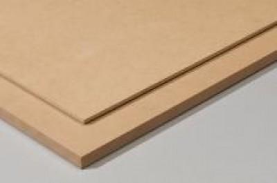 Panneaux Mdf Laqué Blanc 3x2800x2090mm Egger Rol Auvergne