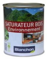 Saturateur bois environnement naturel bidon 0.75 L BLANCHON SYNTILOR
