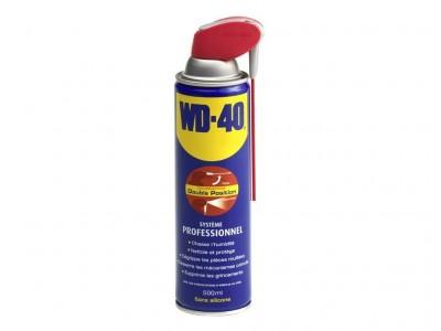Huile multi-usages WD40 0,5l Système Pro HILAIRE