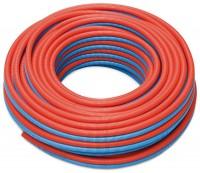 Tube PER prégainé D12 double bleu ou rouge L70m réf: 139640/070 REHAU CHAUFFAGE