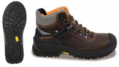 Nubuck 41 Gras 7294nkk Chaussures Haute MarronTaille De Sécurité WDEYH29I
