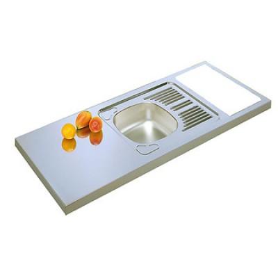 evier cuisinettes avec d coupe 180cm moderna libourne 33500 d stockage habitat. Black Bedroom Furniture Sets. Home Design Ideas