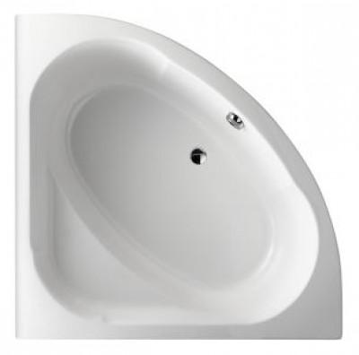 Baignoire DOMO L135xl135mm blanc réf E60223-00 JACOB DELAFON
