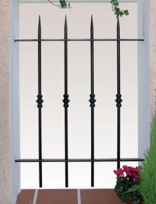 grille de d fense mod le manoir 1150x1000mm ser pug al s. Black Bedroom Furniture Sets. Home Design Ideas