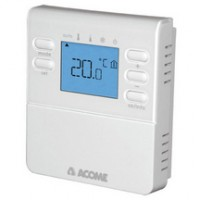 Thermostat d'ambiance digital filaire ACOME