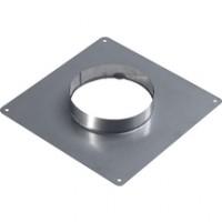 Plaque d'étanchéité H inox diamètre 180/186mm TEN