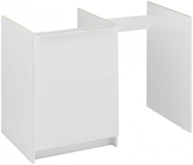 meuble bas 60cm avec jambage moderna voisins le bretonneux 78960 d stockage habitat. Black Bedroom Furniture Sets. Home Design Ideas