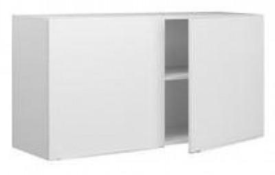 meuble kitchenette boreale ou cadette m lamin 2 portes 120cm blanc moderna saumur 49400. Black Bedroom Furniture Sets. Home Design Ideas