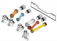 Kit de remplacement hydraulique pour ISOMAX CONDENS / ISOFAST 97 SAUNIER DUVAL