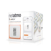 Thermostat ambiance NETATMO pour smartphone