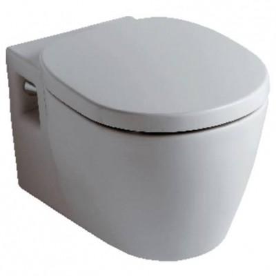 cuvette wc abattant conect ideal standard rennes 35920 d stockage habitat. Black Bedroom Furniture Sets. Home Design Ideas