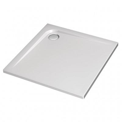 Receveur ULTRAFLAT 80x80cm blanc IDEAL STANDARD