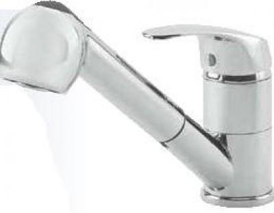 Mitigeur SATURNO évier douche terre de france DIPRA