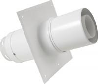 Plaque plafond C9 avec tuyau réglable diamètre 80-125mm TEN